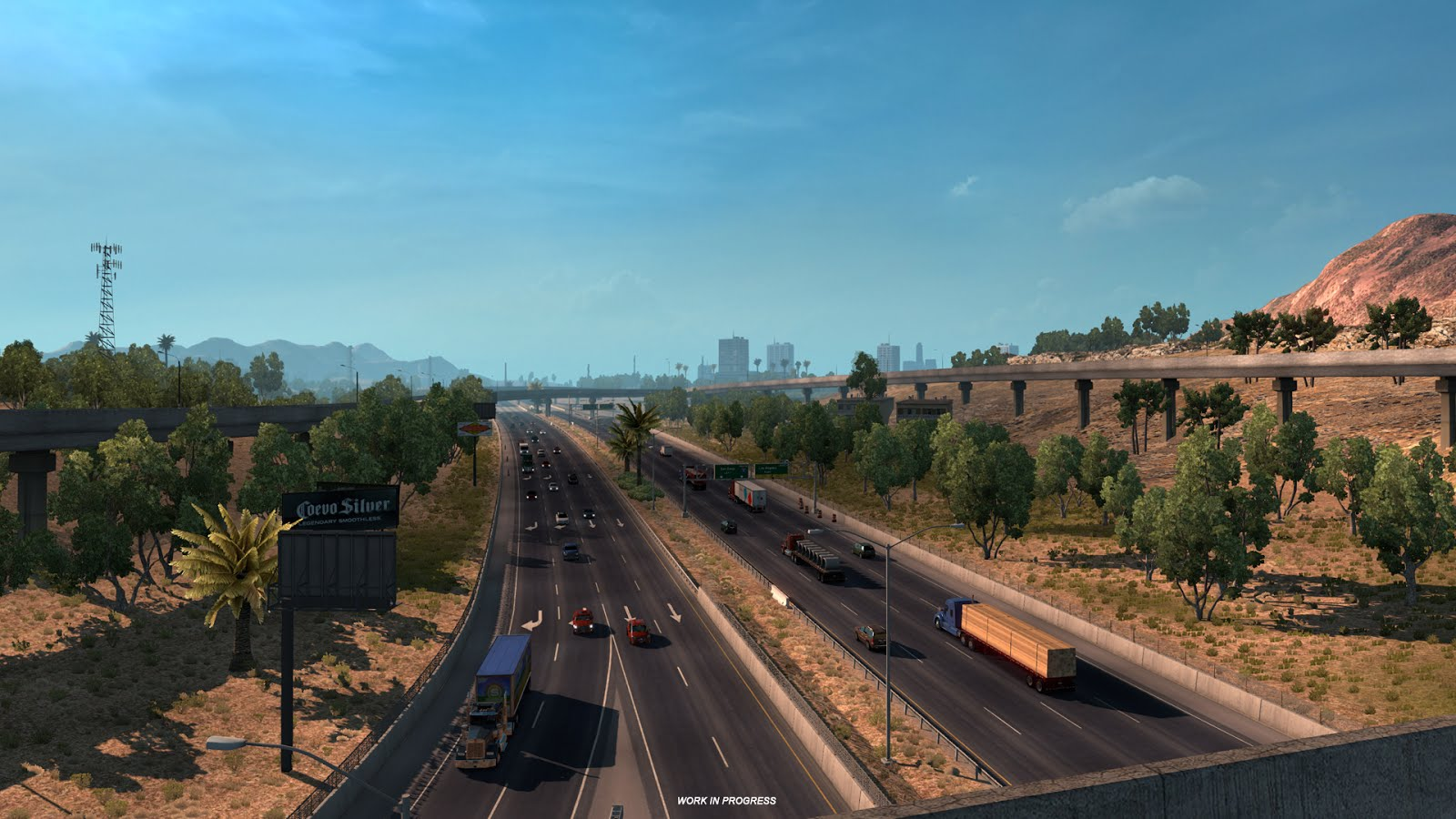 Obrazem: Změna měřítka mapy v American Truck Simulatoru 130252