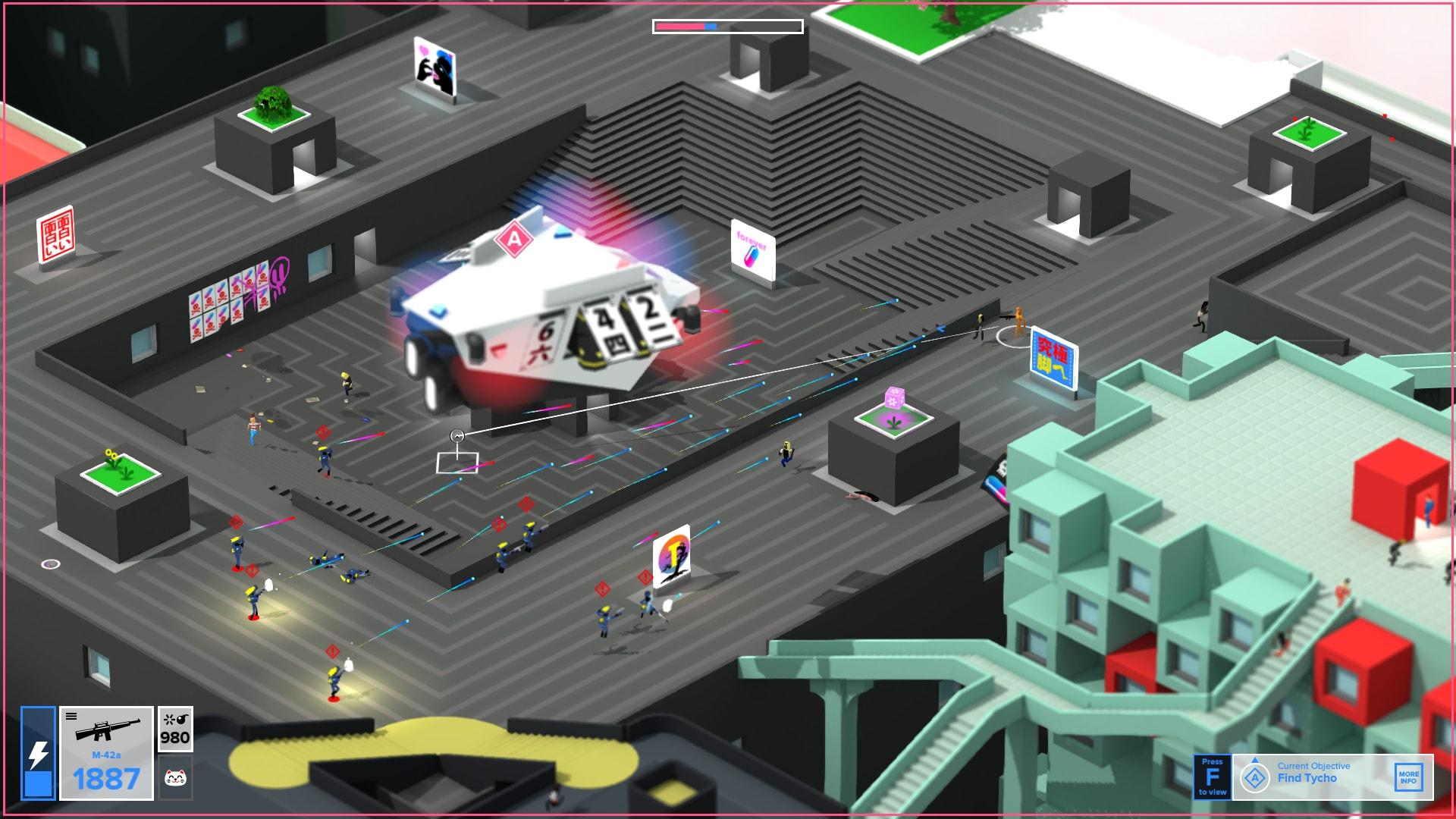Tokyo 42 je akční hra až do morku kostí 130277