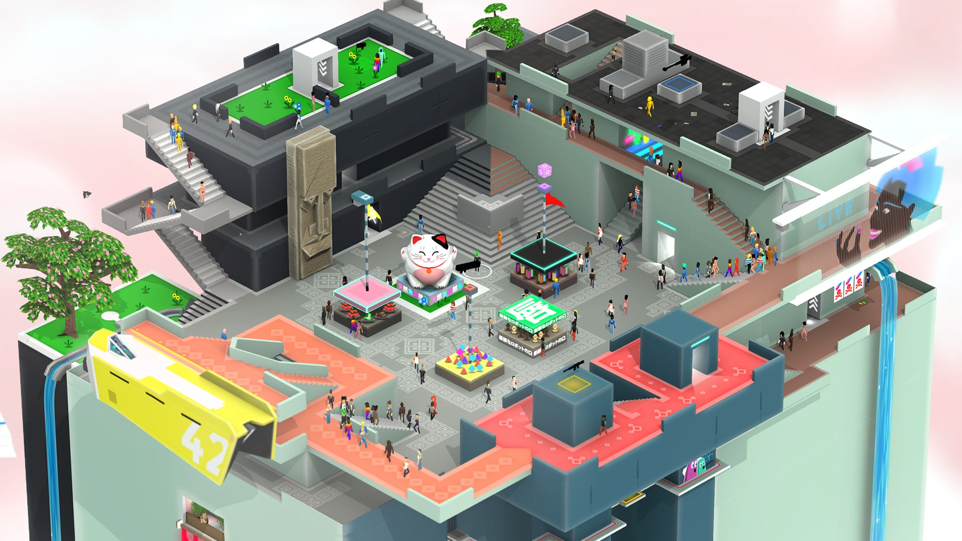 Tokyo 42 je akční hra až do morku kostí 130279