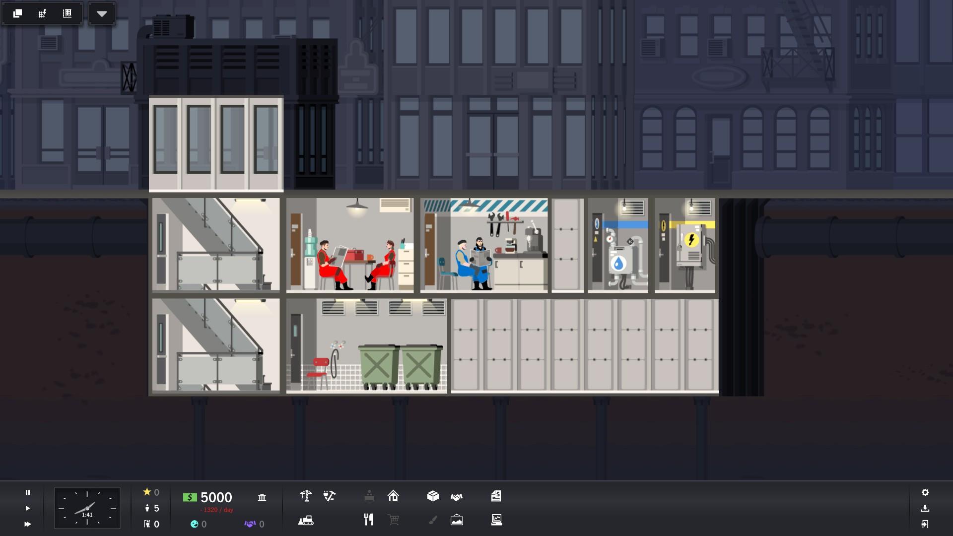 Project Highrise – správcem mrakodrapu 130323