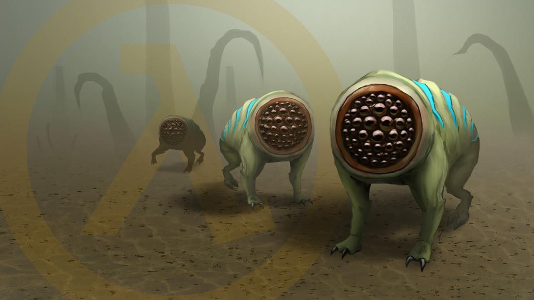 Nepoužité obrázky pro Steam karty prvního Half-Life připomínají staré časy 130329