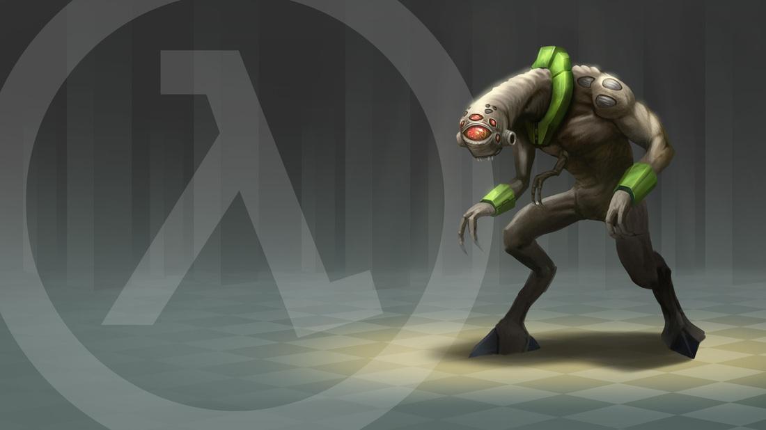 Nepoužité obrázky pro Steam karty prvního Half-Life připomínají staré časy 130330