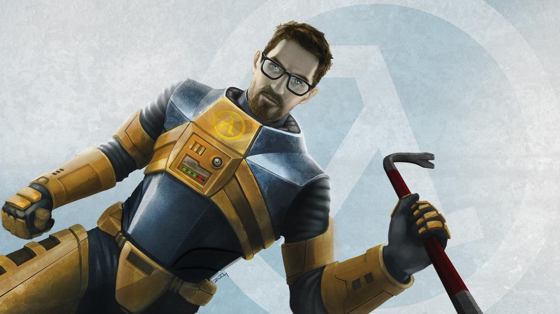 Nepoužité obrázky pro Steam karty prvního Half-Life připomínají staré časy 130333