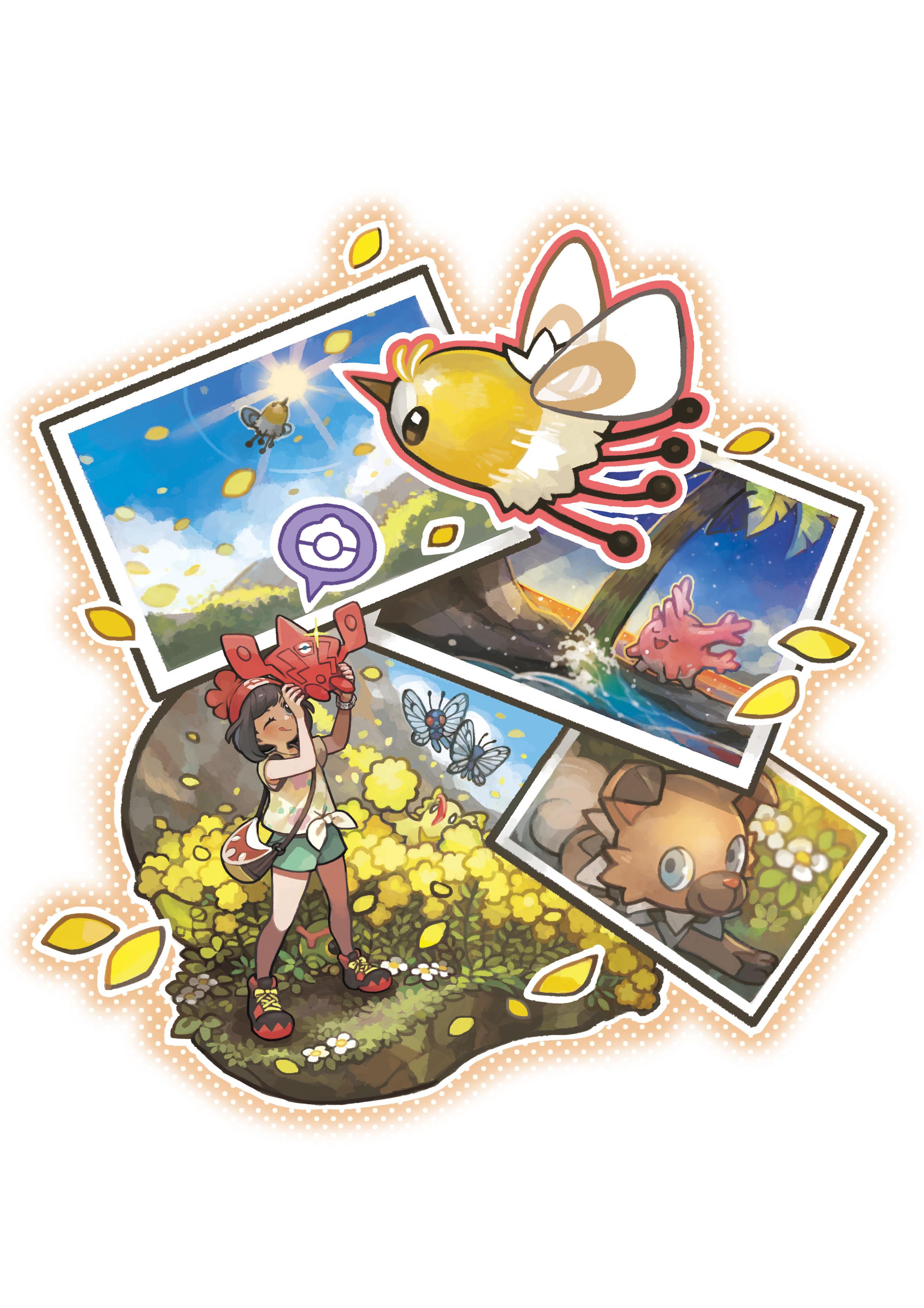 Bitevní a neprůstřelný Pokémon v Pokémon Sun a Moon 130336