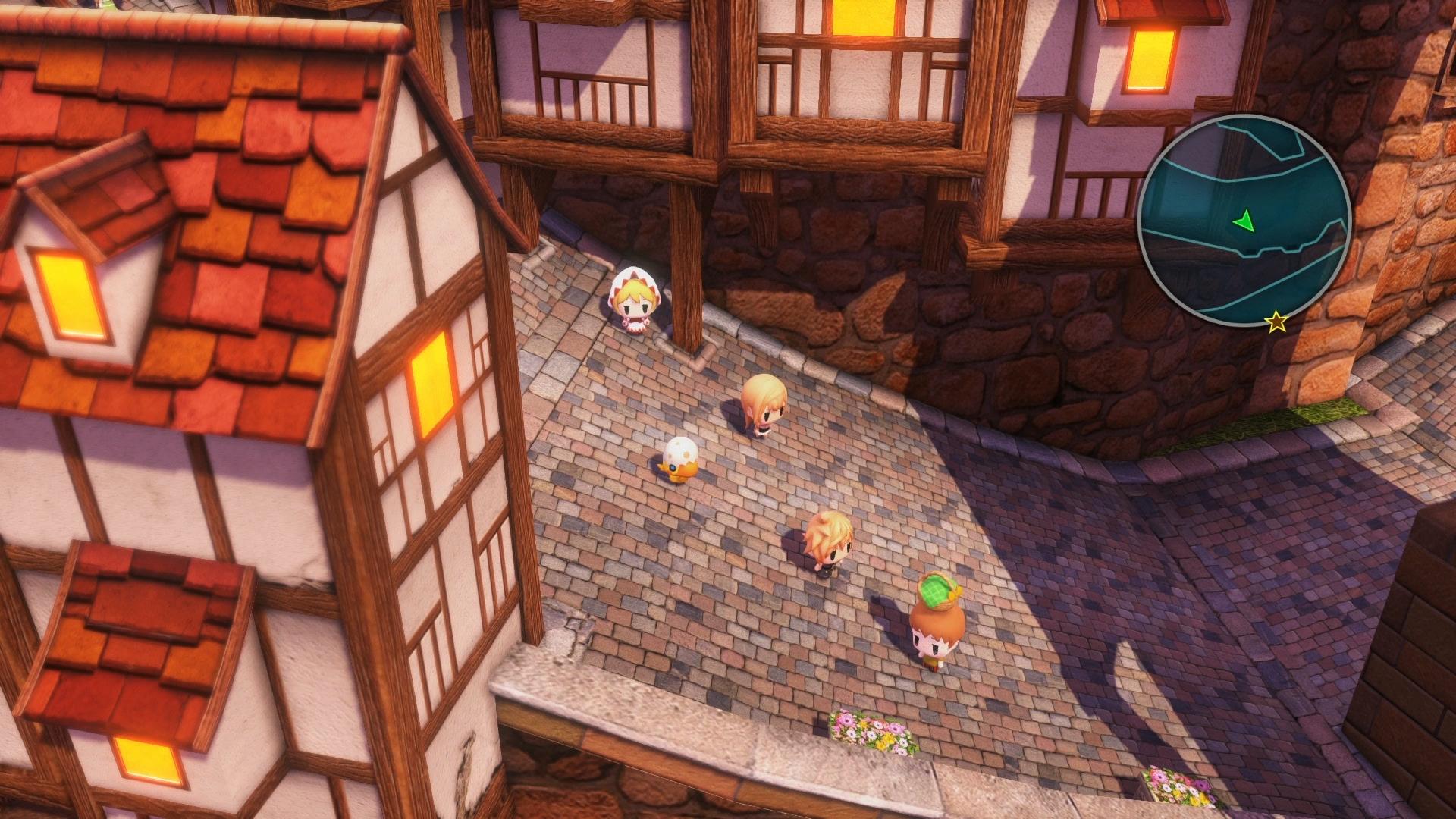 World of Final Fantasy vypadá na obrázcích pohádkově 130353