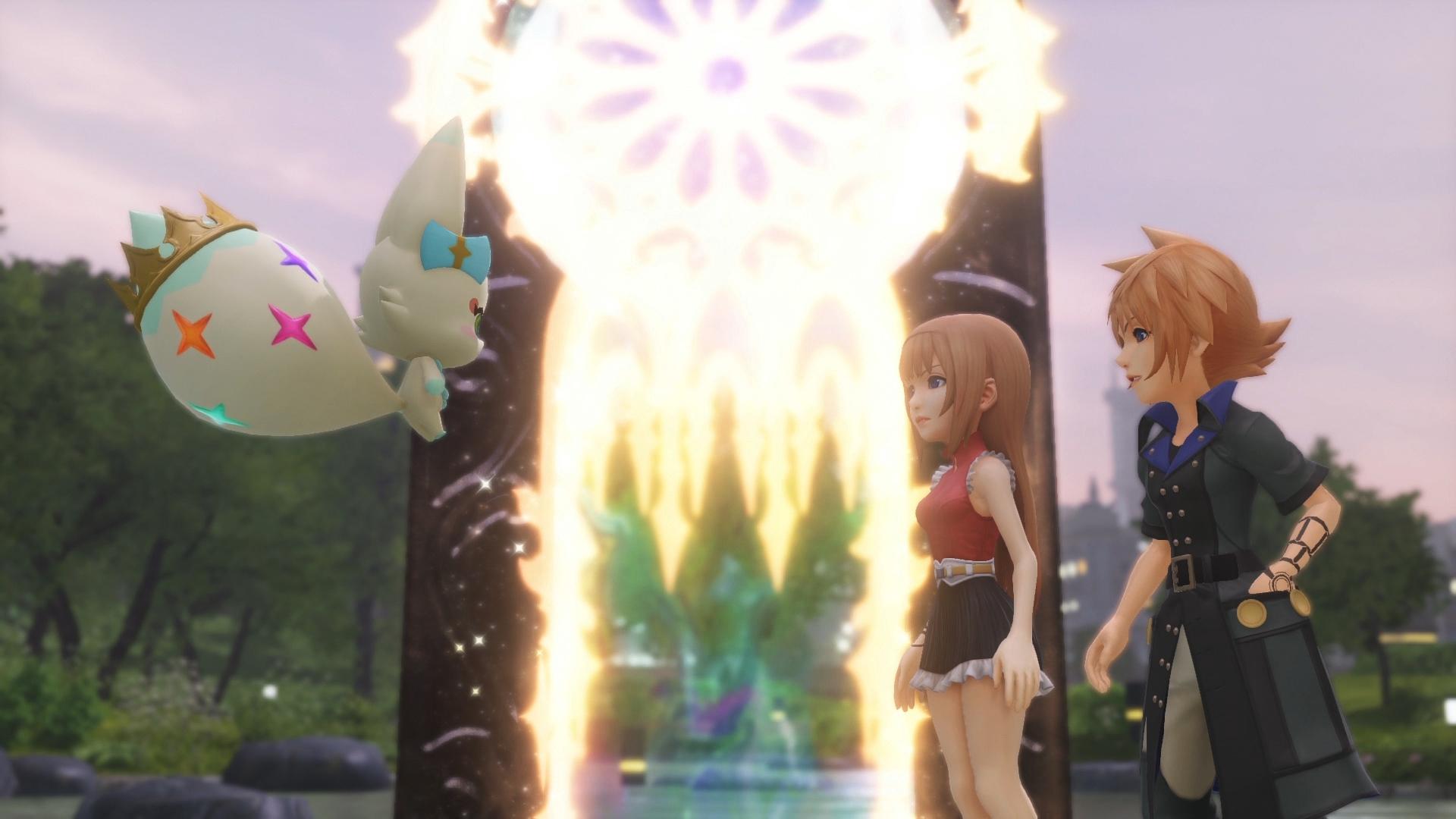 World of Final Fantasy vypadá na obrázcích pohádkově 130354