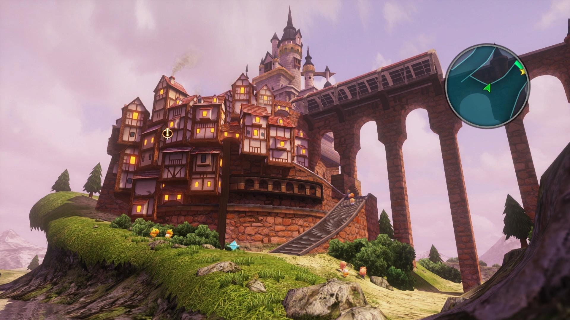 World of Final Fantasy vypadá na obrázcích pohádkově 130356