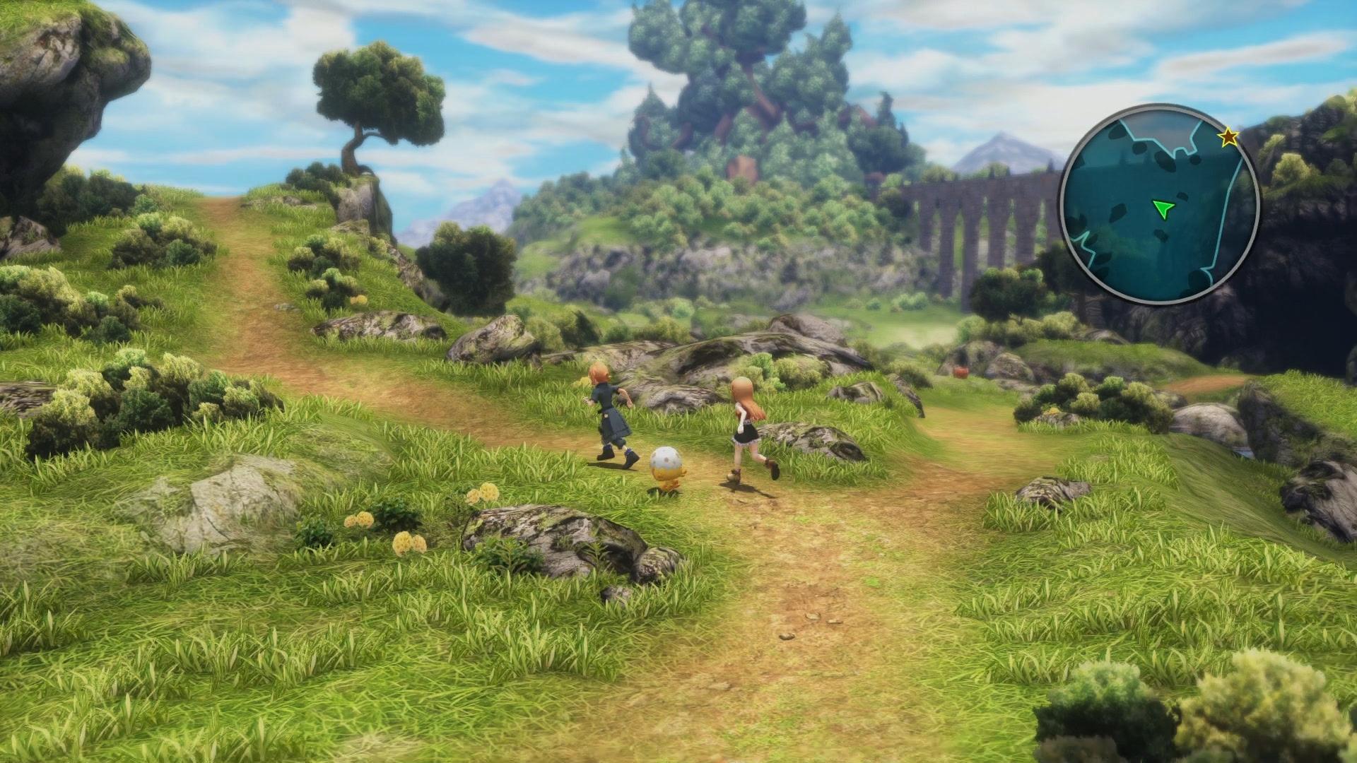 World of Final Fantasy vypadá na obrázcích pohádkově 130357