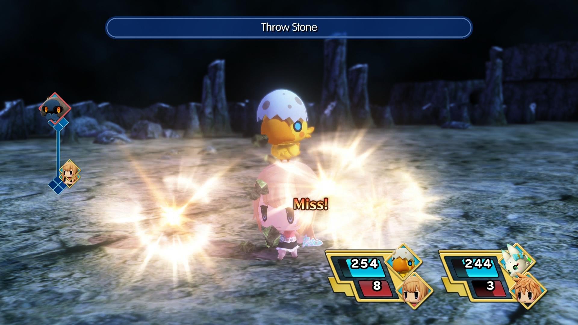 World of Final Fantasy vypadá na obrázcích pohádkově 130359