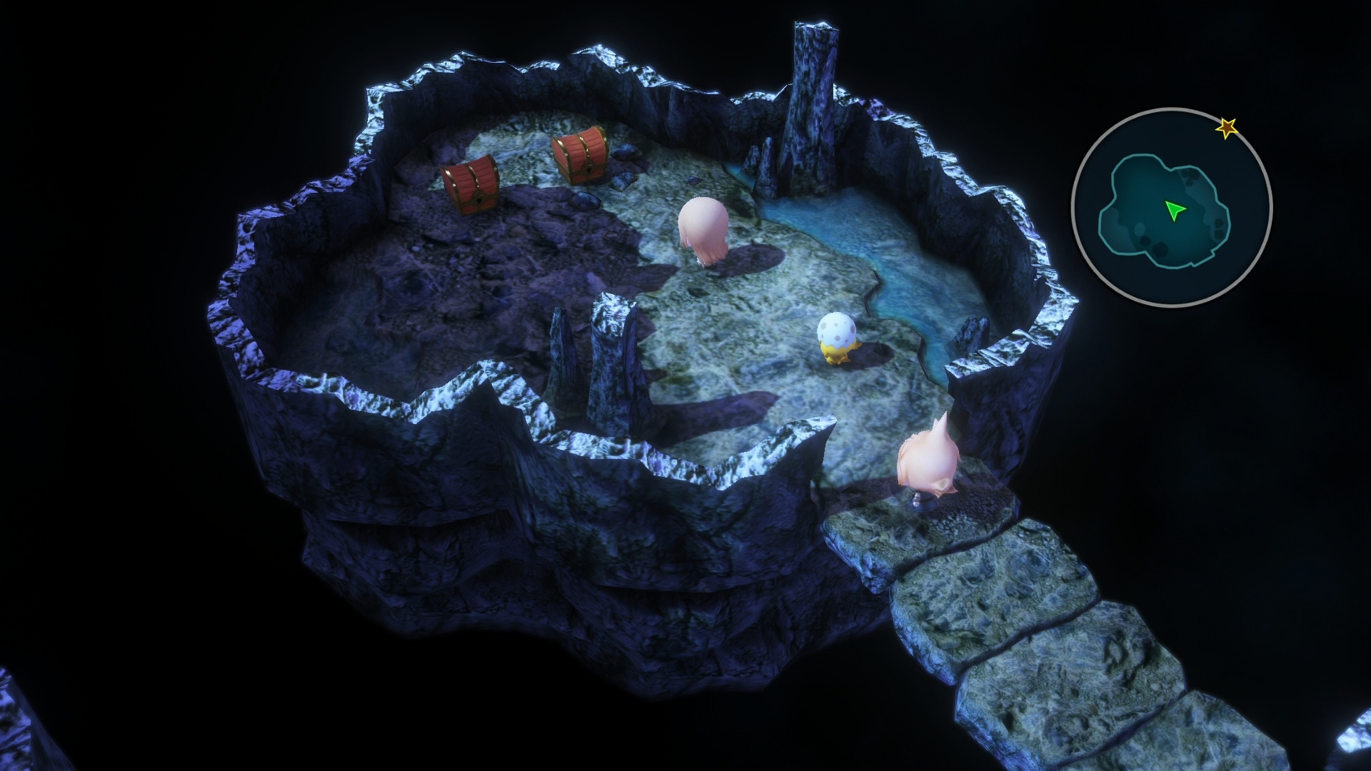 World of Final Fantasy vypadá na obrázcích pohádkově 130363