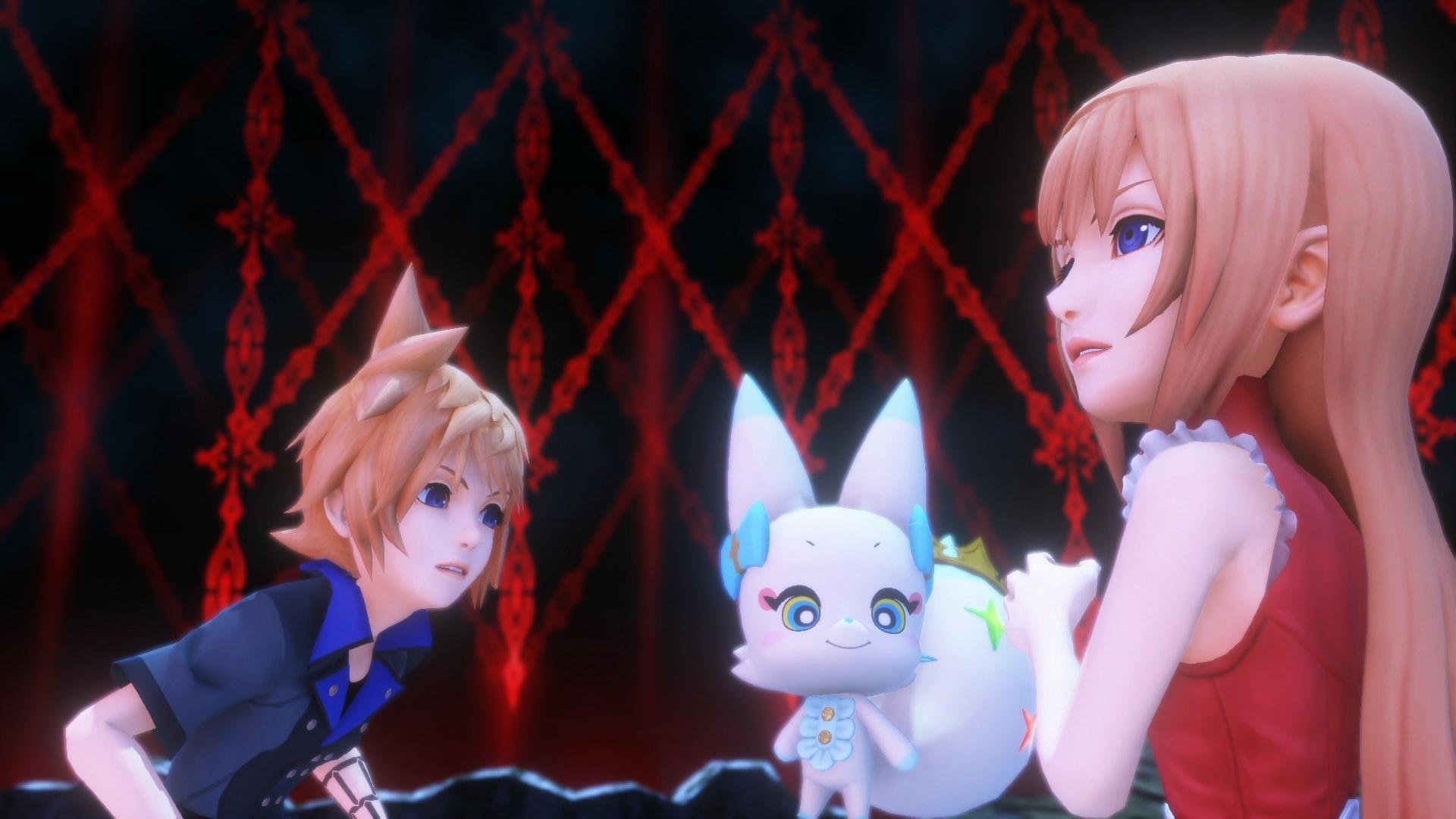World of Final Fantasy vypadá na obrázcích pohádkově 130366