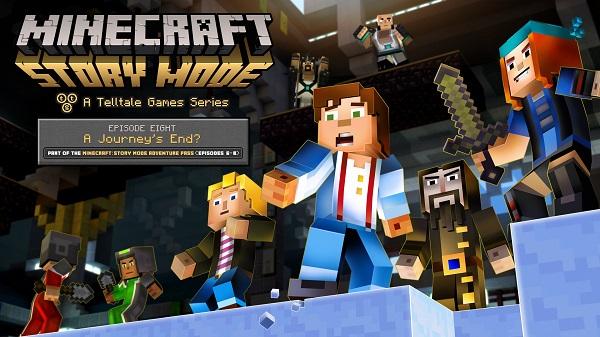 Příští týden dojde k završení Minecraft: Story Modu 130368