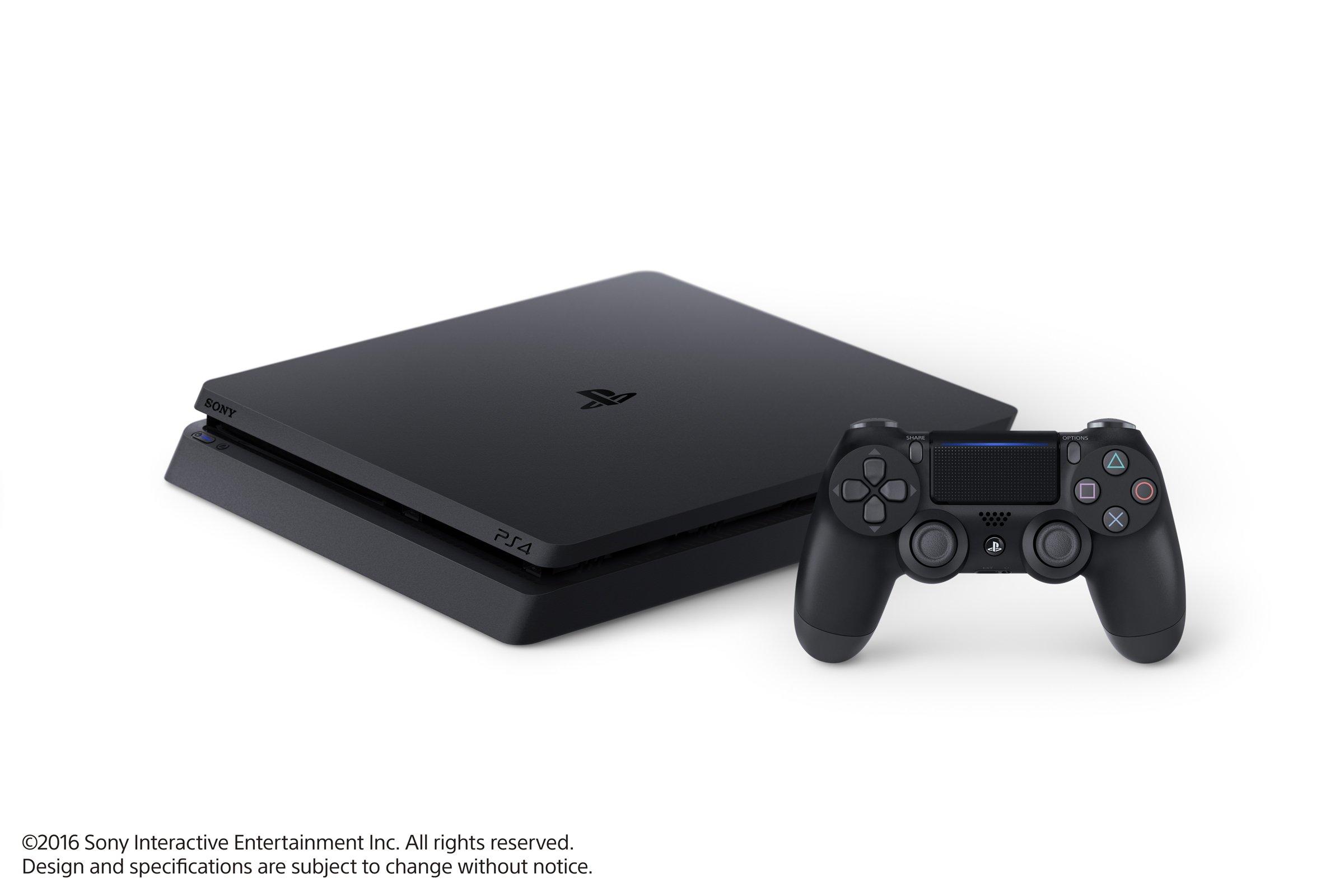 Sony oznámila PS4 Slim a PS4 Pro. Oba modely vyjdou letos! 130383