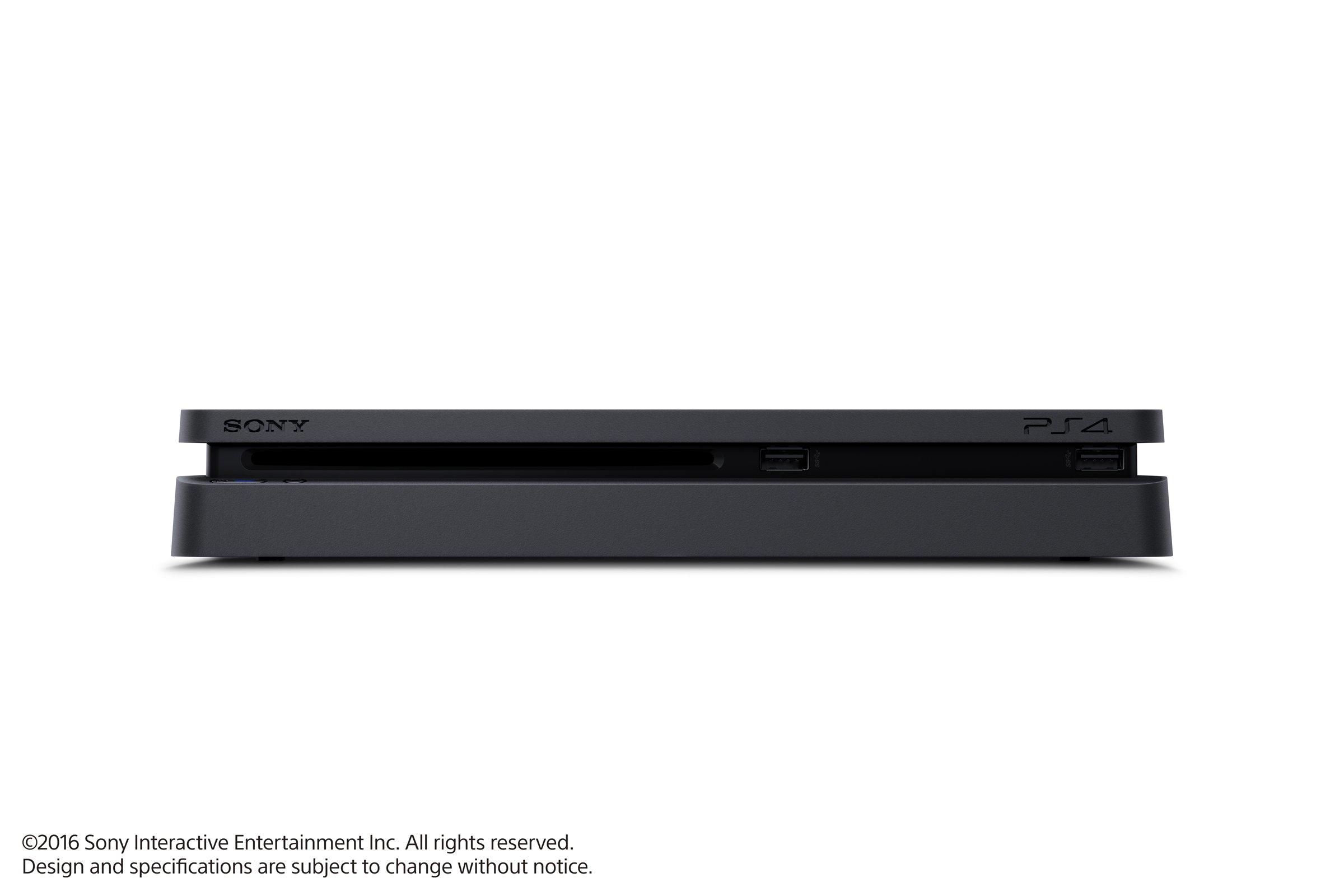 Sony oznámila PS4 Slim a PS4 Pro. Oba modely vyjdou letos! 130384
