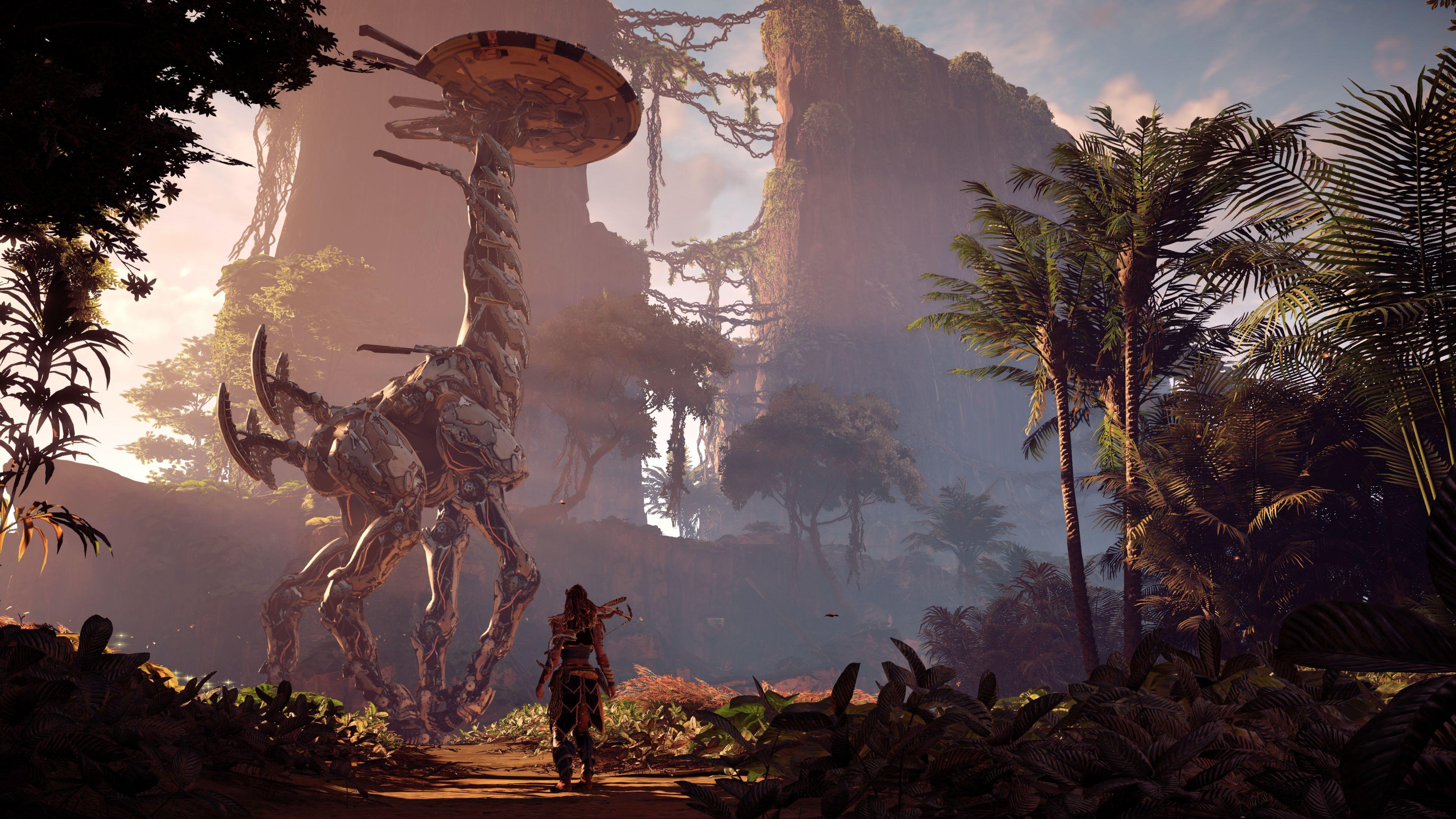 Ukázky několika her z PlayStation 4 Pro 130387