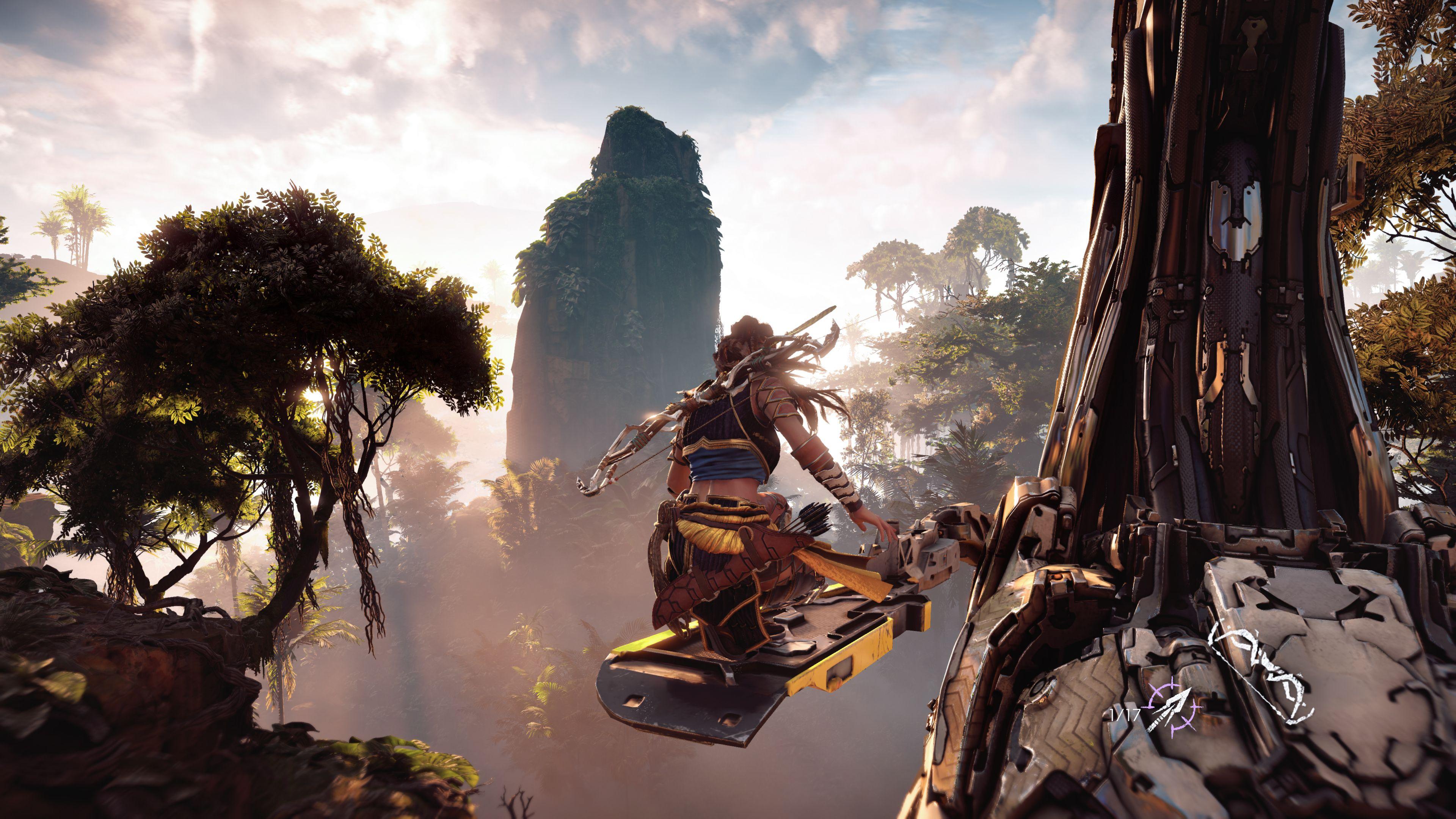 Ukázky několika her z PlayStation 4 Pro 130388