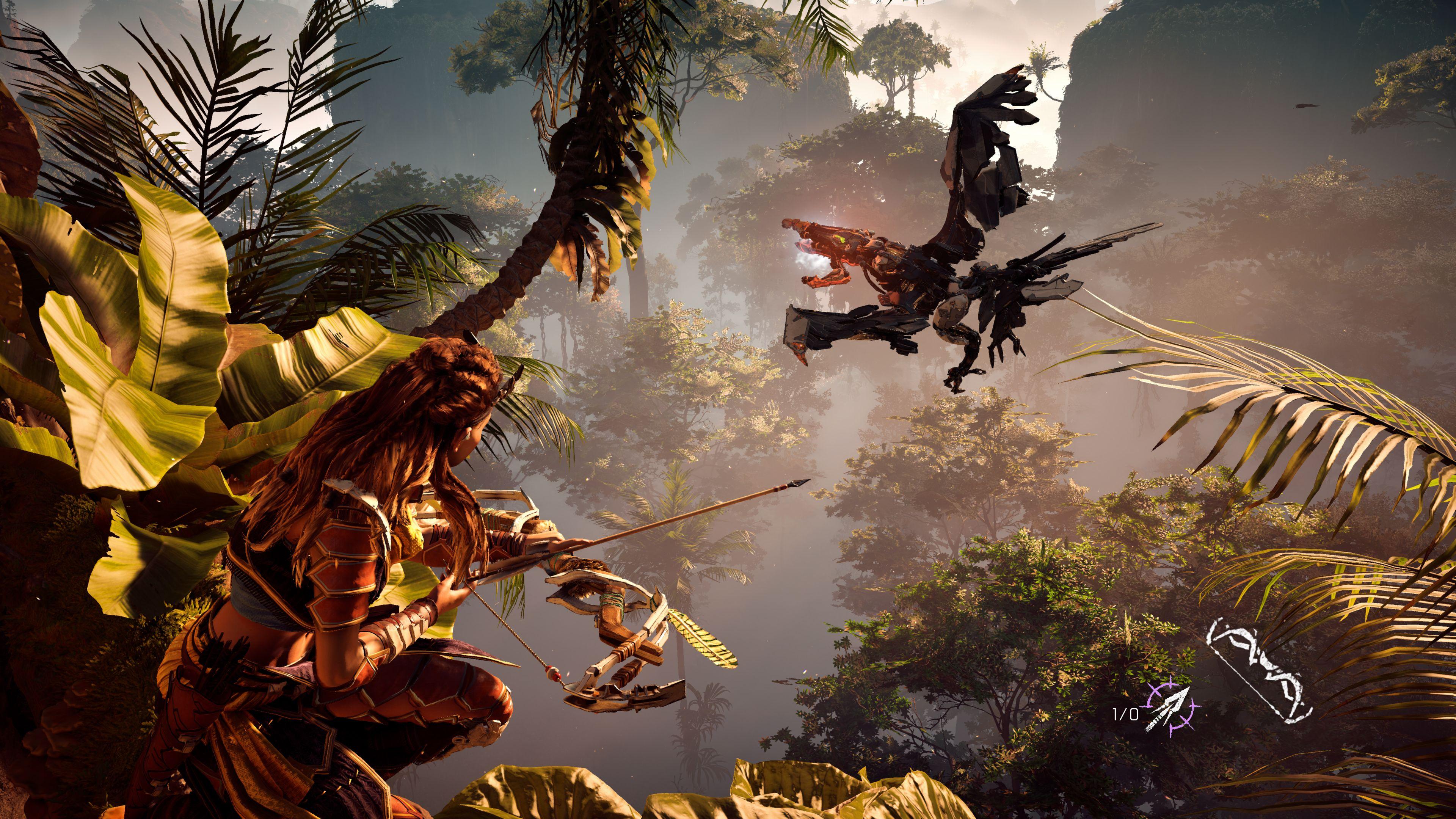 Ukázky několika her z PlayStation 4 Pro 130391