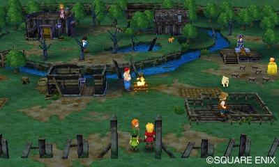 Dragon Quest VII - návrat ztracených ostrovů 130408