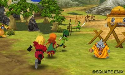 Dragon Quest VII - návrat ztracených ostrovů 130410