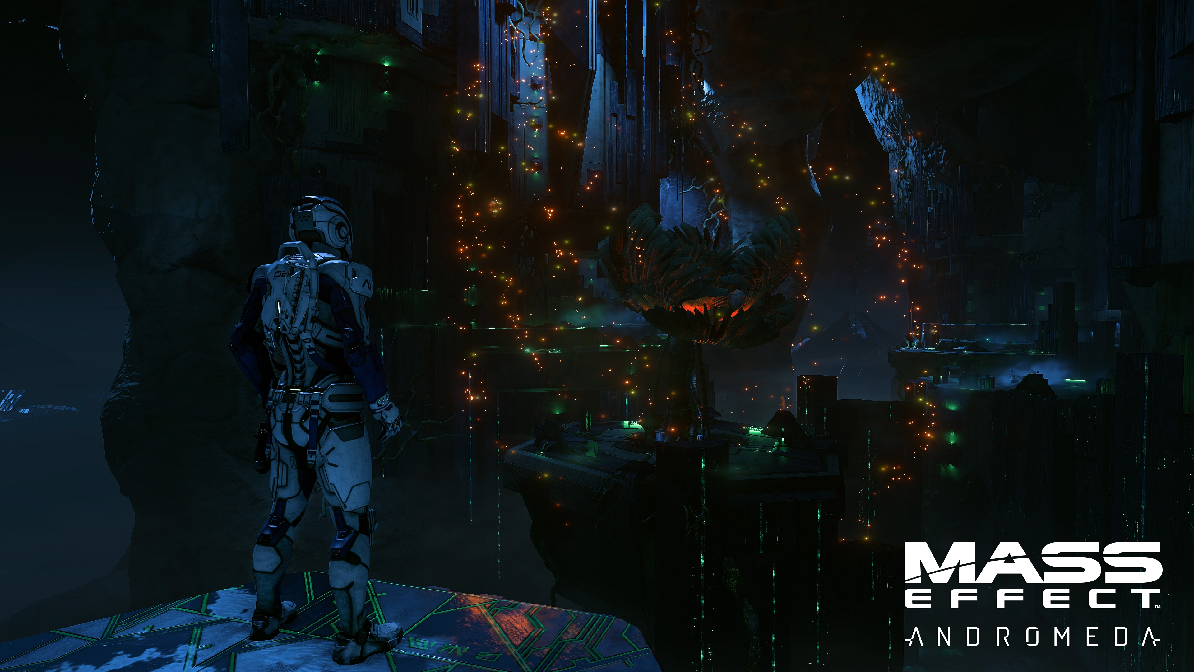 Mužská a ženská verze hlavní postavy Mass Effectu: Andromeda jsou sourozenci 130453