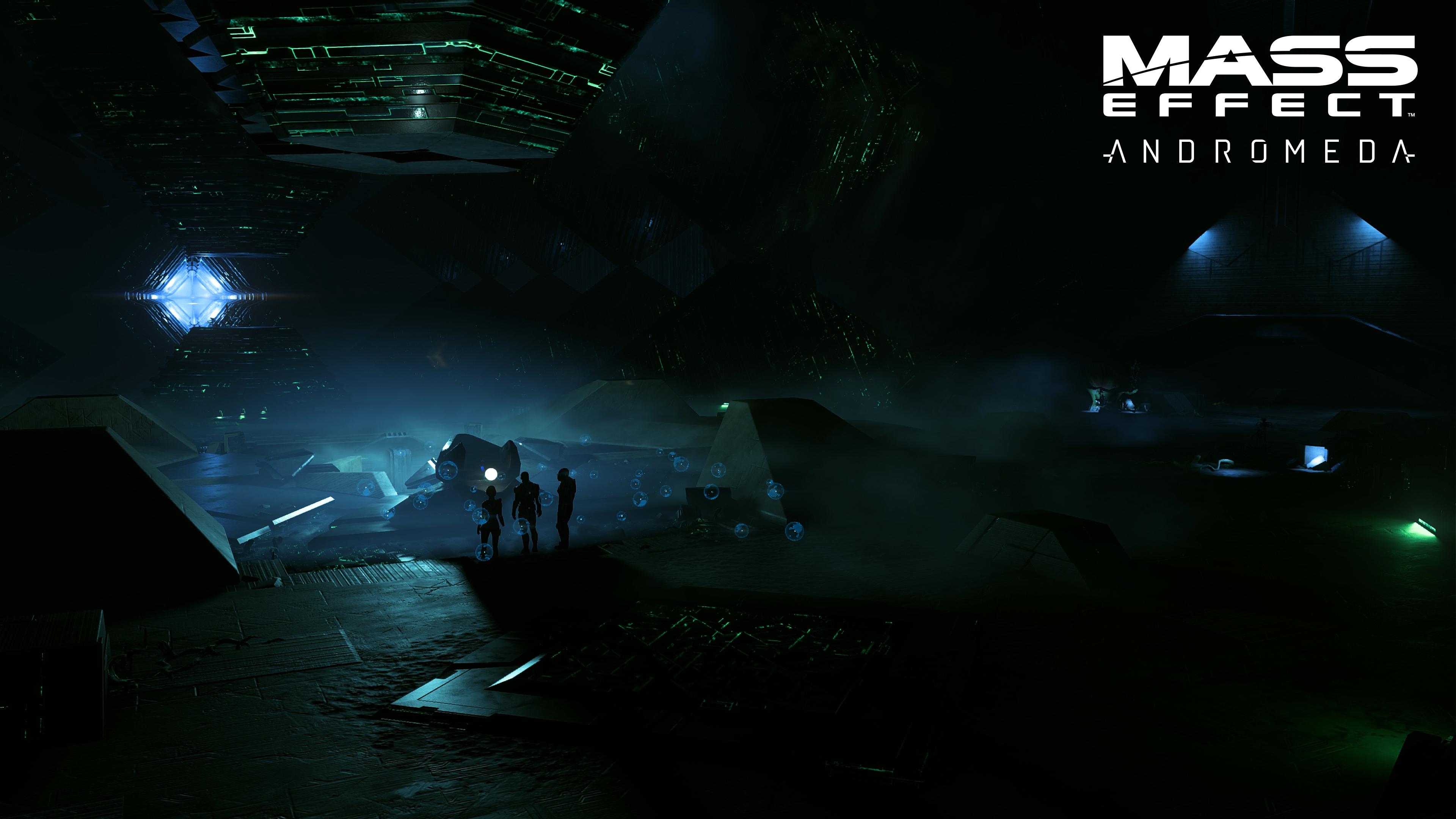 Mužská a ženská verze hlavní postavy Mass Effectu: Andromeda jsou sourozenci 130454
