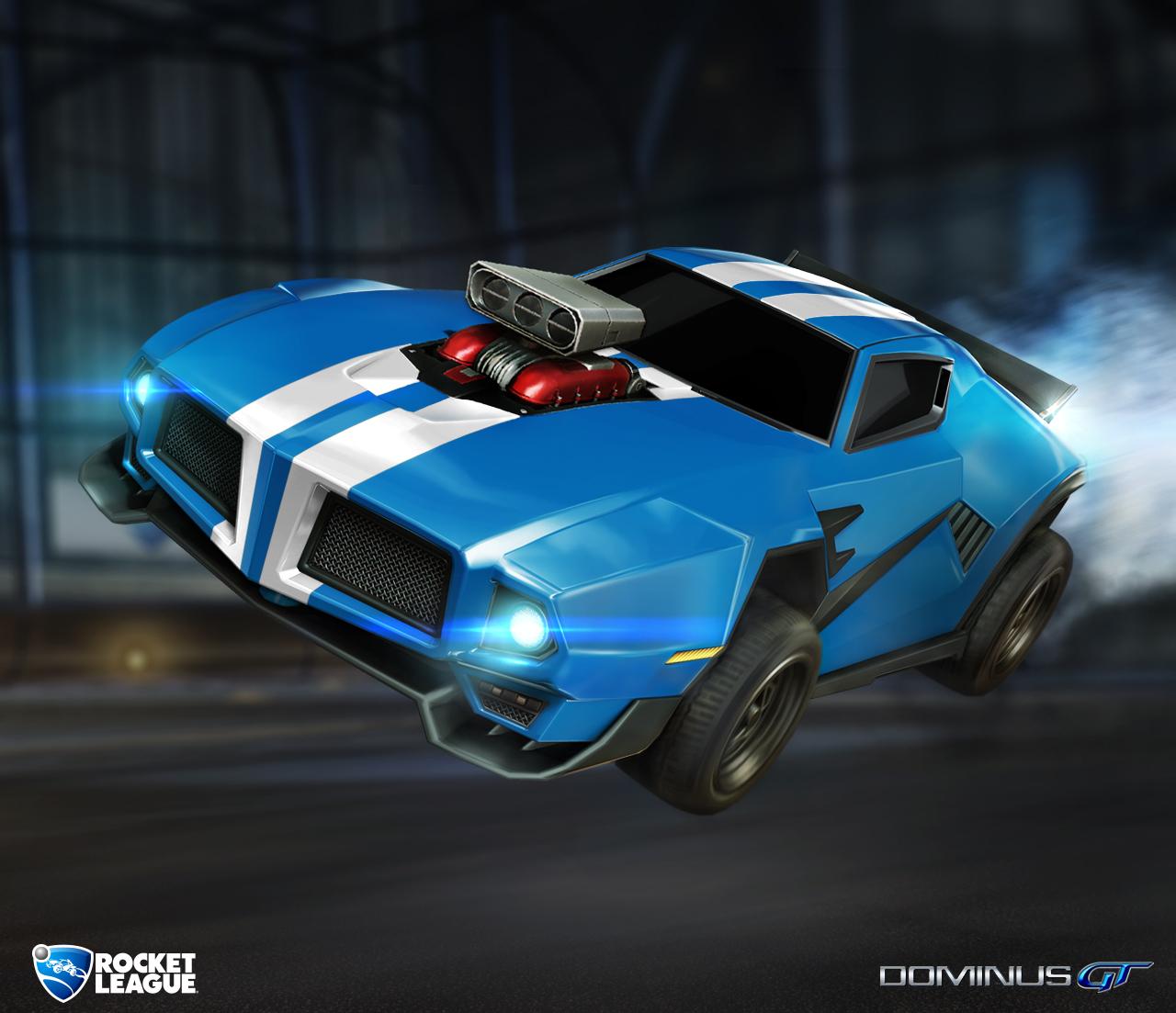Nový update Rocket League přinese řadu změn a novinek 130456