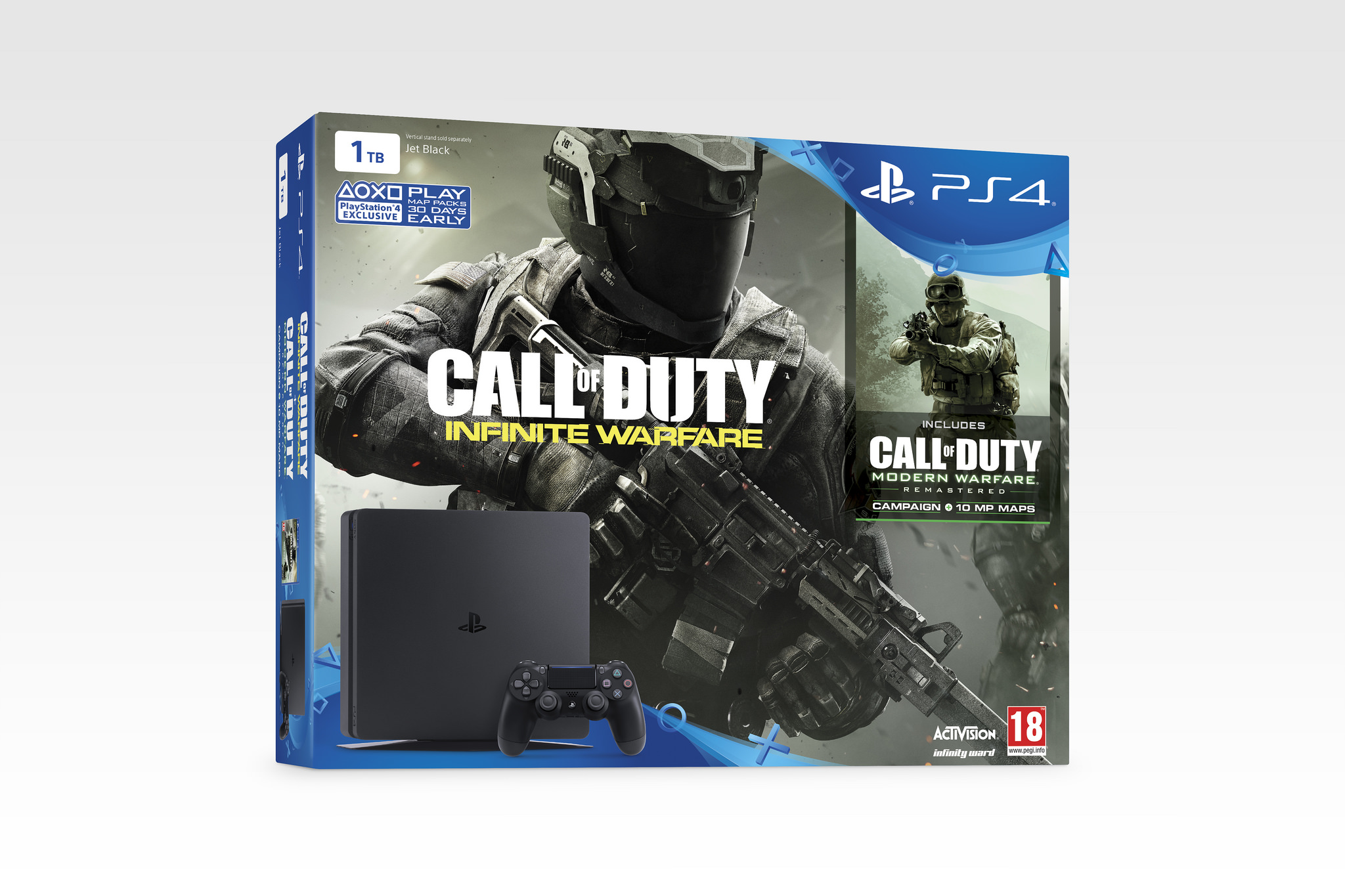 Ztenčenou PS4 koupíte v bundlu s očekávanými hrami 130470