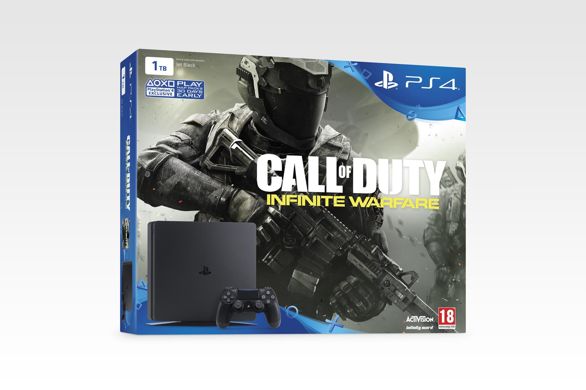 Ztenčenou PS4 koupíte v bundlu s očekávanými hrami 130471