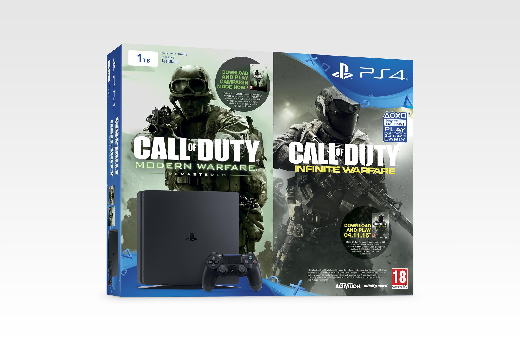 Ztenčenou PS4 koupíte v bundlu s očekávanými hrami 130472