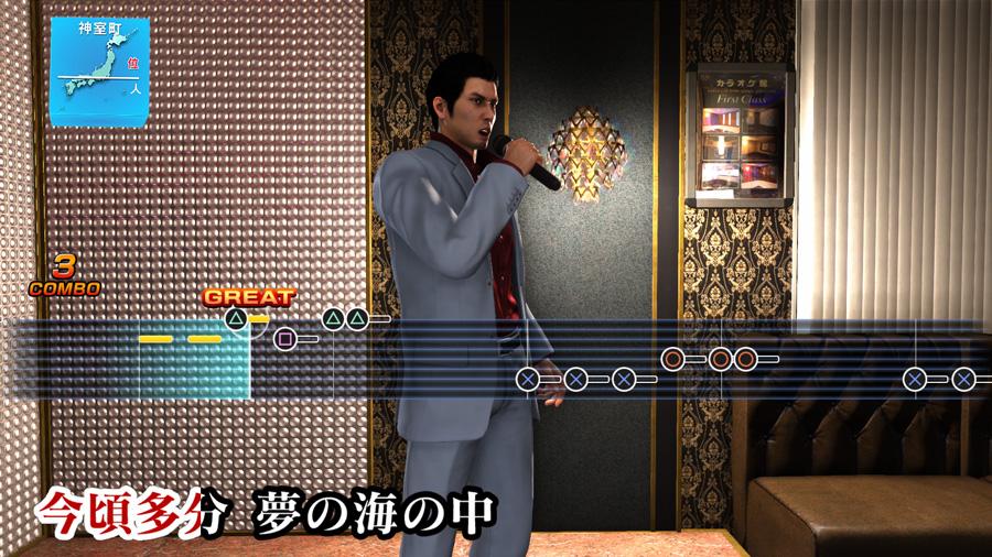 Hostesky, sporty a videohry v Yakuze 6 130489