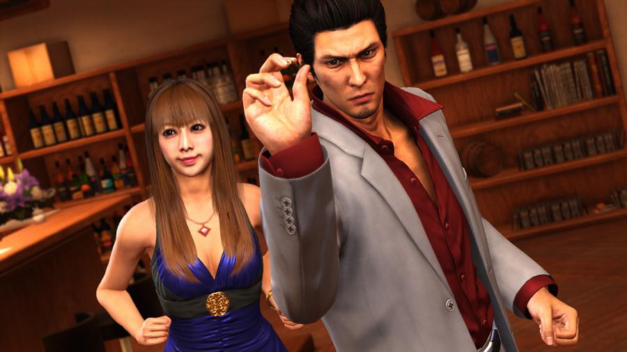 Hostesky, sporty a videohry v Yakuze 6 130491