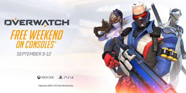 O víkendu si na konzolích můžete vyzkoušet Overwatch 130509