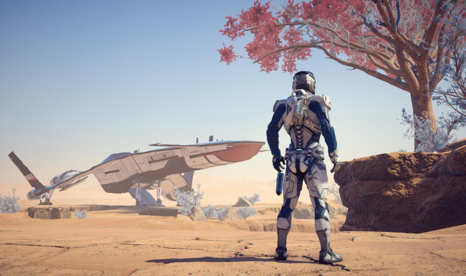 Mass Effect: Andromeda na novém screenshotu 130514
