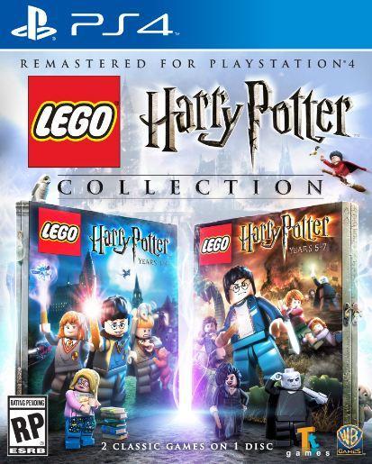 Na PS4 si zahrajeme kolekci LEGO Harryho Pottera 130515