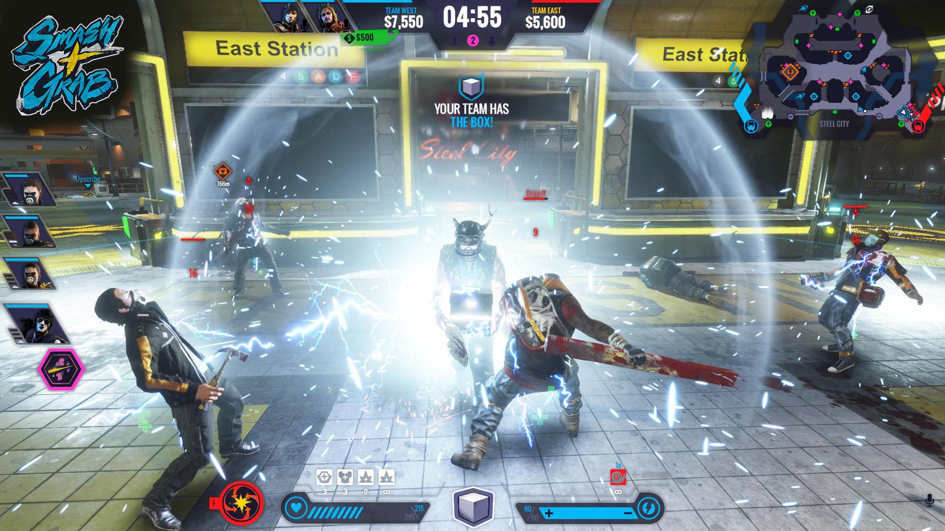 Tvůrci Smash + Grab přibližují základní herní principy 130520