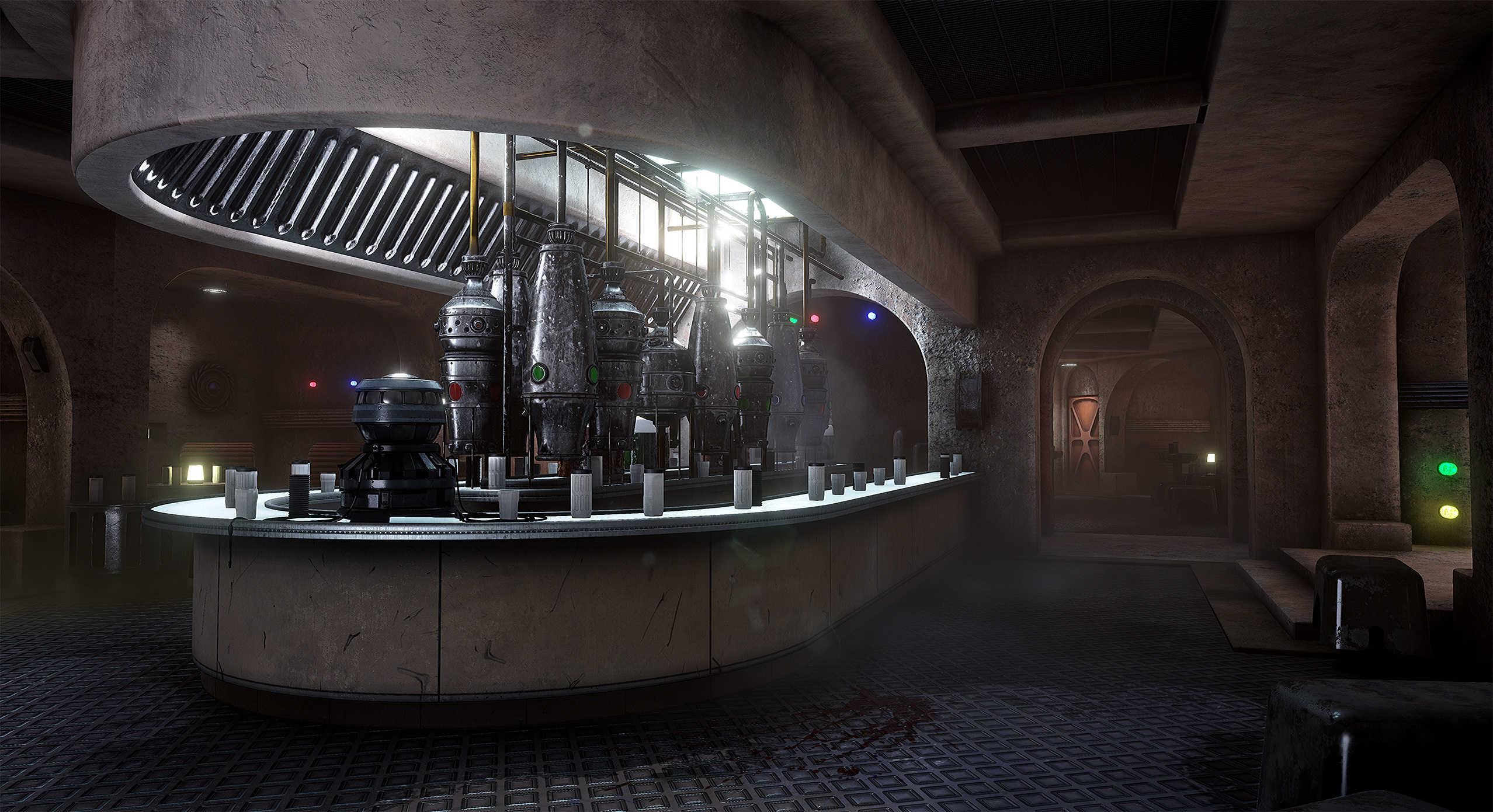 Vývojáři z Obsidianu vytvořili překrásnou Star Wars scenérii v enginu Unreal 4 130534