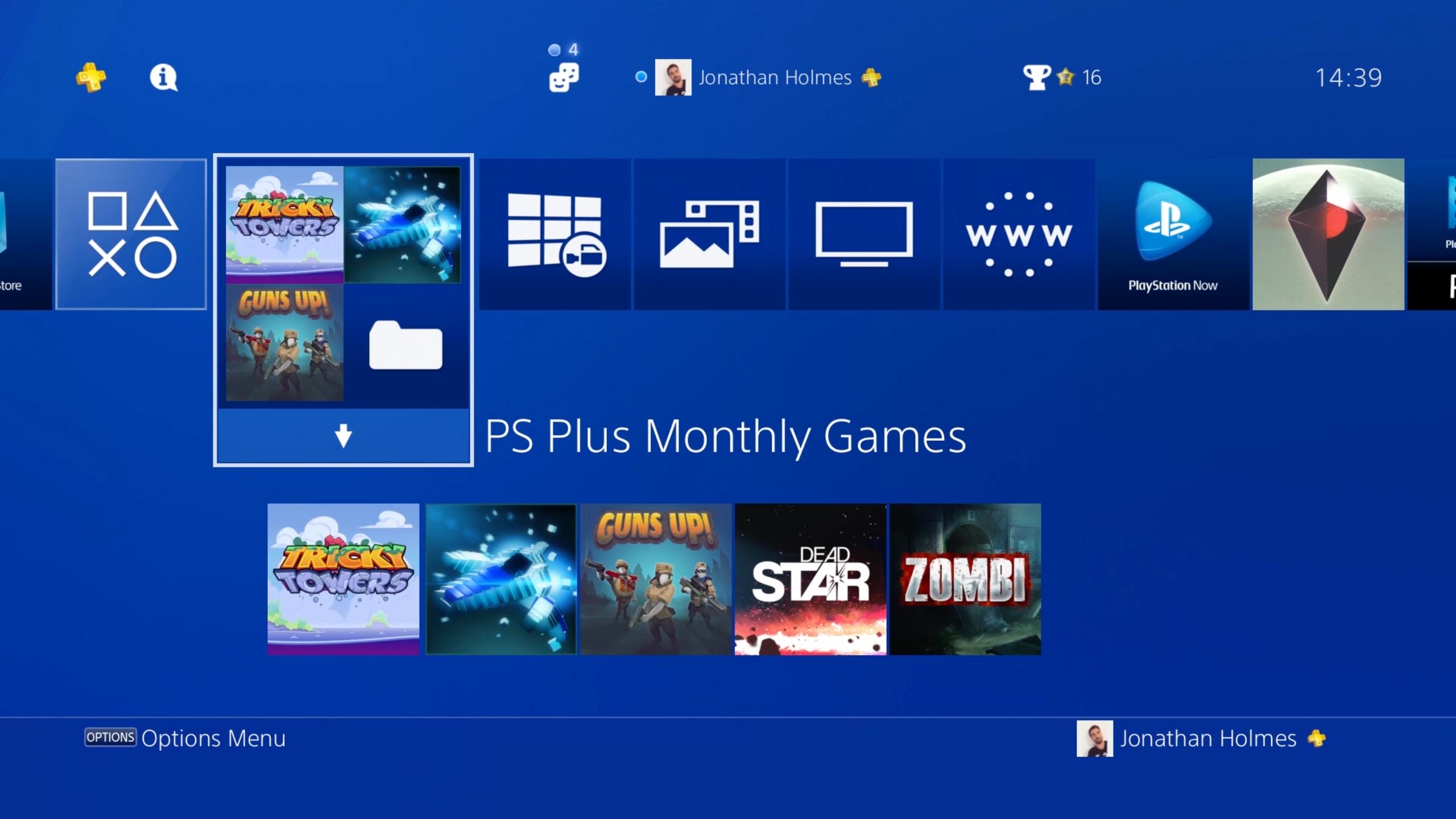 Už zítra vyjde 4.00 update PS4 130582