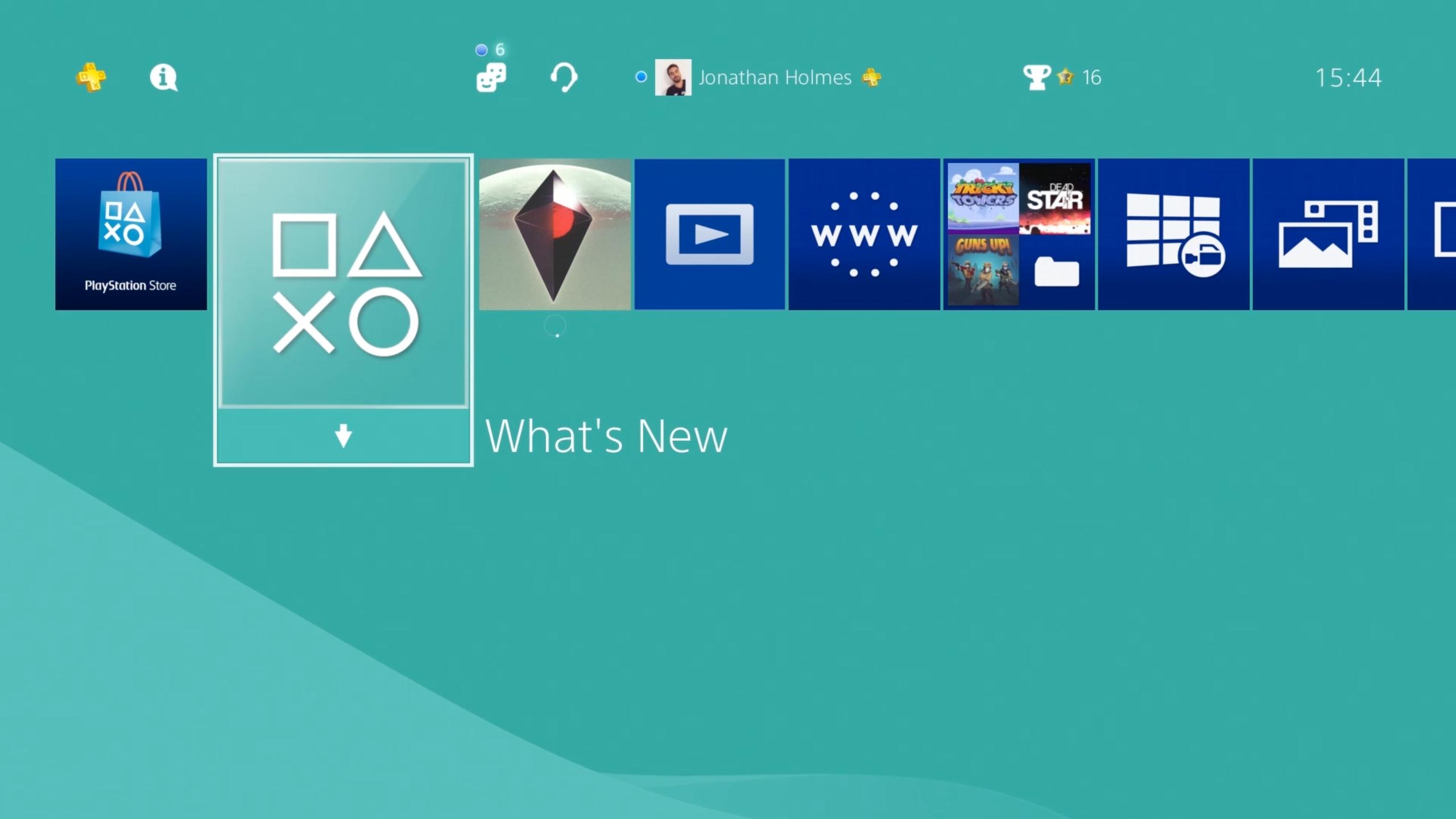 Už zítra vyjde 4.00 update PS4 130583