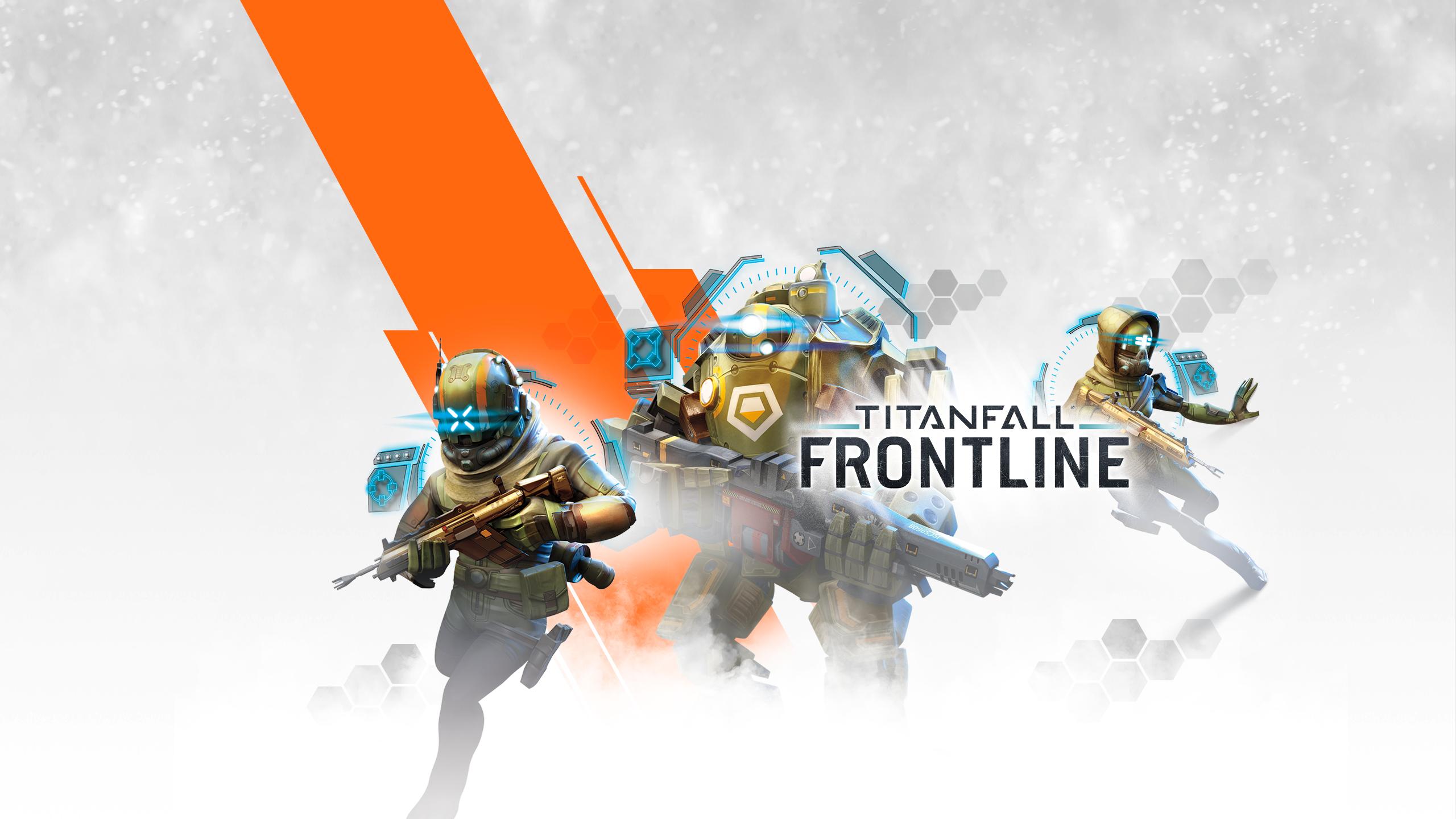Titanfall: Frontline je karetní hra pro iOS a Android 130586