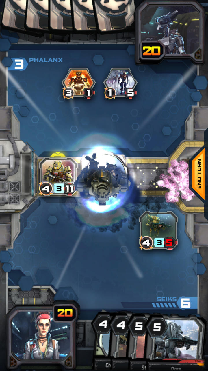 Titanfall: Frontline je karetní hra pro iOS a Android 130587