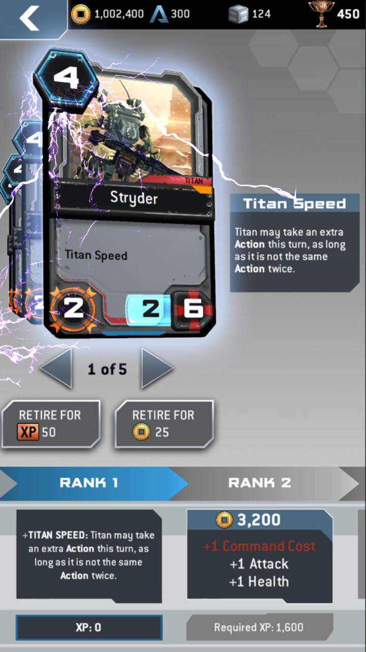 Titanfall: Frontline je karetní hra pro iOS a Android 130589