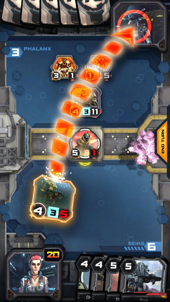 Titanfall: Frontline je karetní hra pro iOS a Android 130590
