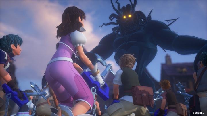 Kingdom Hearts HD 2.8 startuje 24. ledna 130626