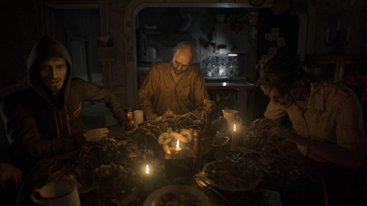 Nové screenshoty z Resident Evil 7 130643