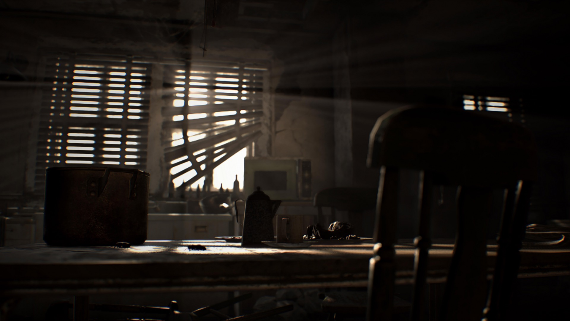 Nové screenshoty, informace, trailer a demo Resident Evil 7 130647