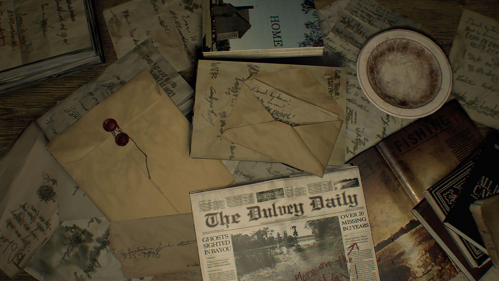 Nové screenshoty, informace, trailer a demo Resident Evil 7 130653