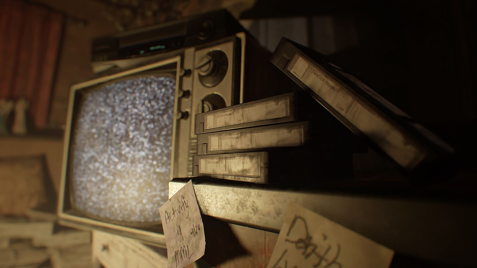Nové screenshoty, informace, trailer a demo Resident Evil 7 130661