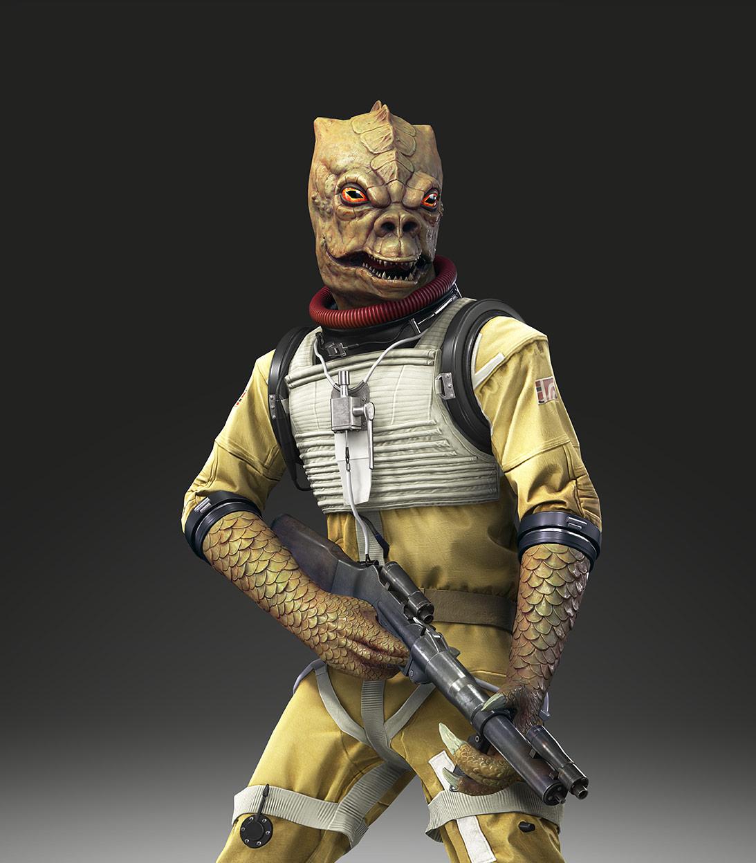 Další detaily a záběry z DLC Death Star pro Star Wars: Battlefront 130663