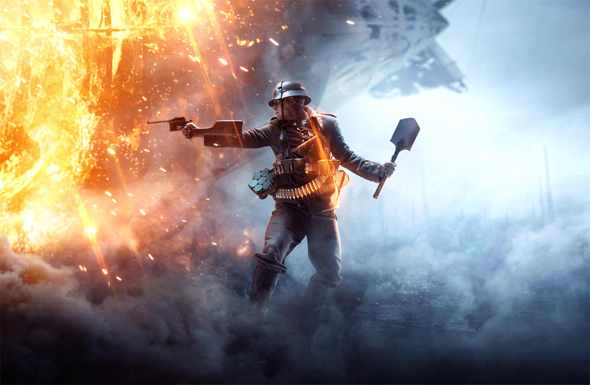 Battlefield 1 bude během prosince rozšířen o bezplatnou mapu Giant's Shadow 130665