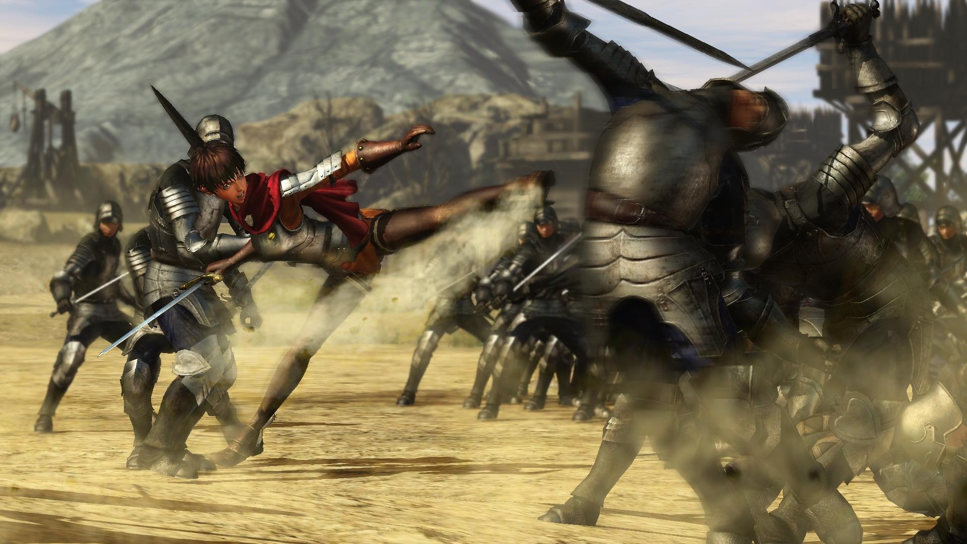 Berserk and the Band of the Hawk u nás vychází 24. února 130687